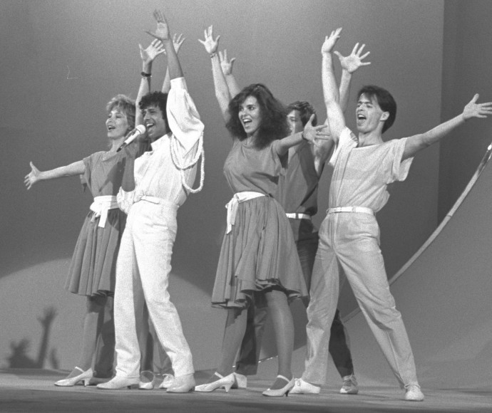 Izhar Cohen and Alphabeta, Eurovision winners 1978