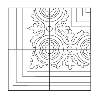 Color-in Recipe Binder - Coloring Book for Grown-ups | 320x320