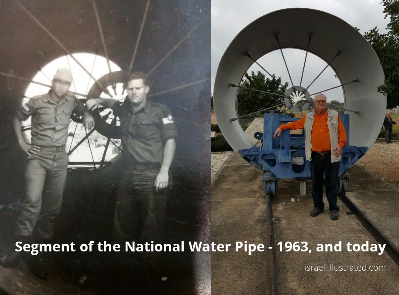 Israeli national water pipe