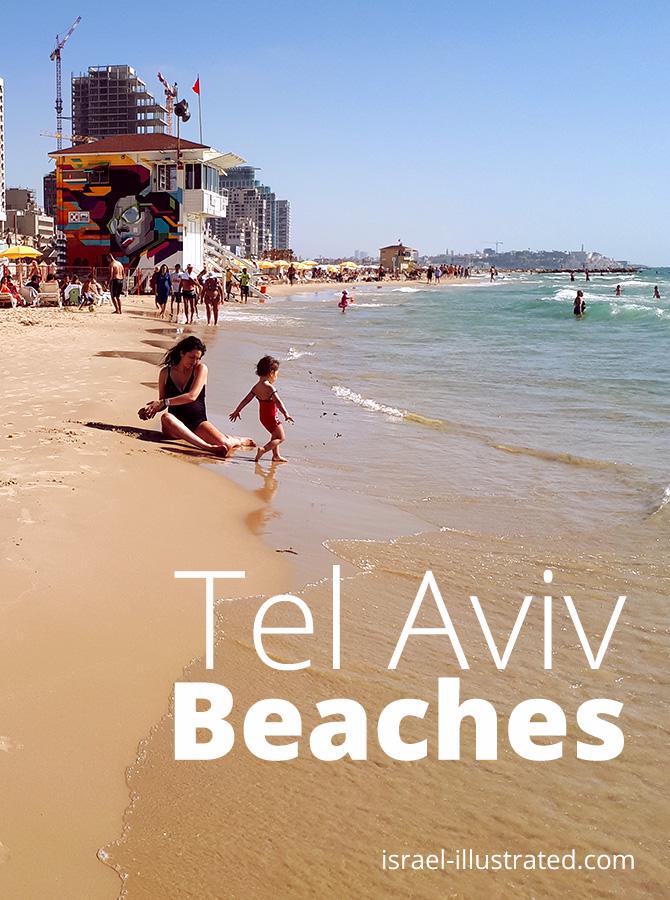 Tel Aviv beaches - the total Tel Avivian experience